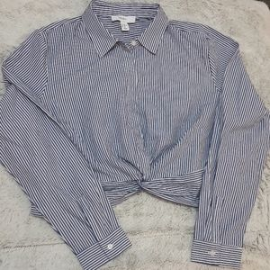 Forever 21 button down blouse